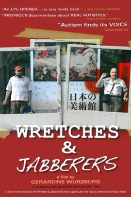 DVD cover: Wretches & Jabberers